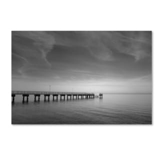 PIPA Fine Art 'End of the Pier' Canvas Art