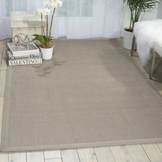 Nourison Outerbanks Sand Piper Area Rug (8' x 10')