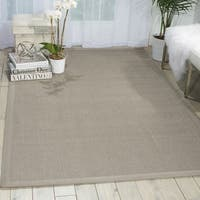 Nourison Outerbanks Sand Piper Area Rug - 8' x 10'