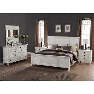 white bedroom furniture king. Perfect Furniture Regitina White 5Piece Kingsize Bedroom Furniture Set Throughout King