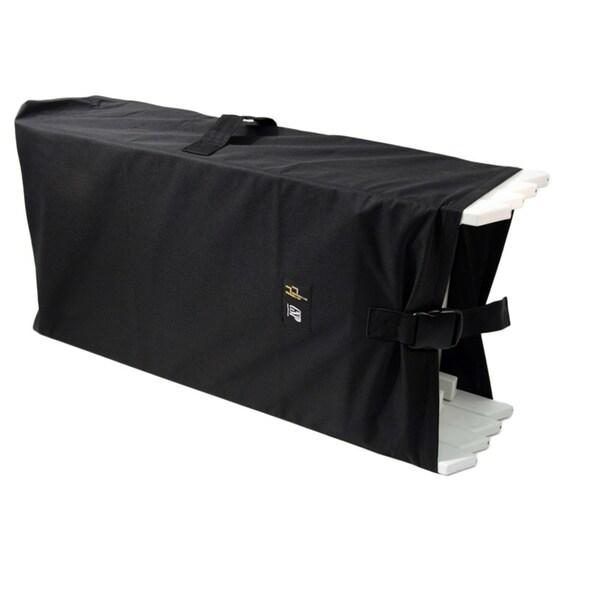 shop black polyester waterproof folding chair storage bag on sale
