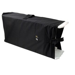 Black Polyester Waterproof Folding Chair Storage Bag