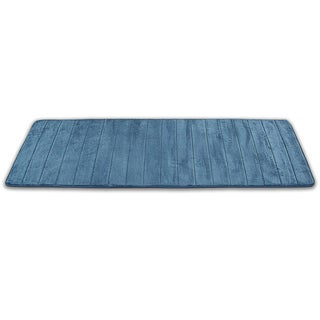 Non-Slip Luxurious Memory Foam Bath Mat