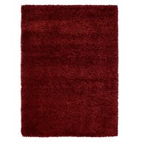 "Avenue 33 Brooklyn Bordeaux Polypropylene Area Rug - 7'10"" x 10'"