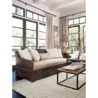 Brooklyn ivory Polypropylene Rug (6'6 x 9'6)
