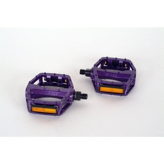VP BMX VP-565 Purple Aluminum 1/2-inch Replacement Pedals