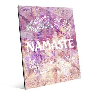 Namaste' Acrylic Wall Art