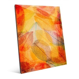 Abstract Veins Multicolored Acrylic Wall Art