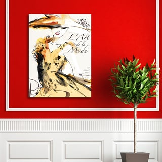 Portfolio Canvas Decor Frank Parson 'Collection 17 Aout' Canvas Print Wall Art