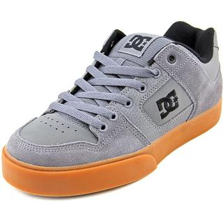 DC Shoes Men's 'Pure' Leather Athletic Shoes