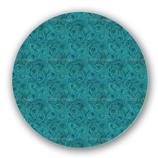 Maritime Serpentines Lazy Susan