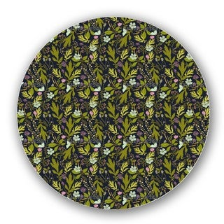 Meadow At Night Lazy Susan