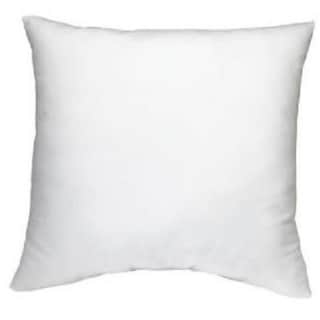 Polyester 16-inch x 16-inch USA-made Pillow Insert