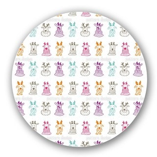 Rudolf And Friends Lazy Susan