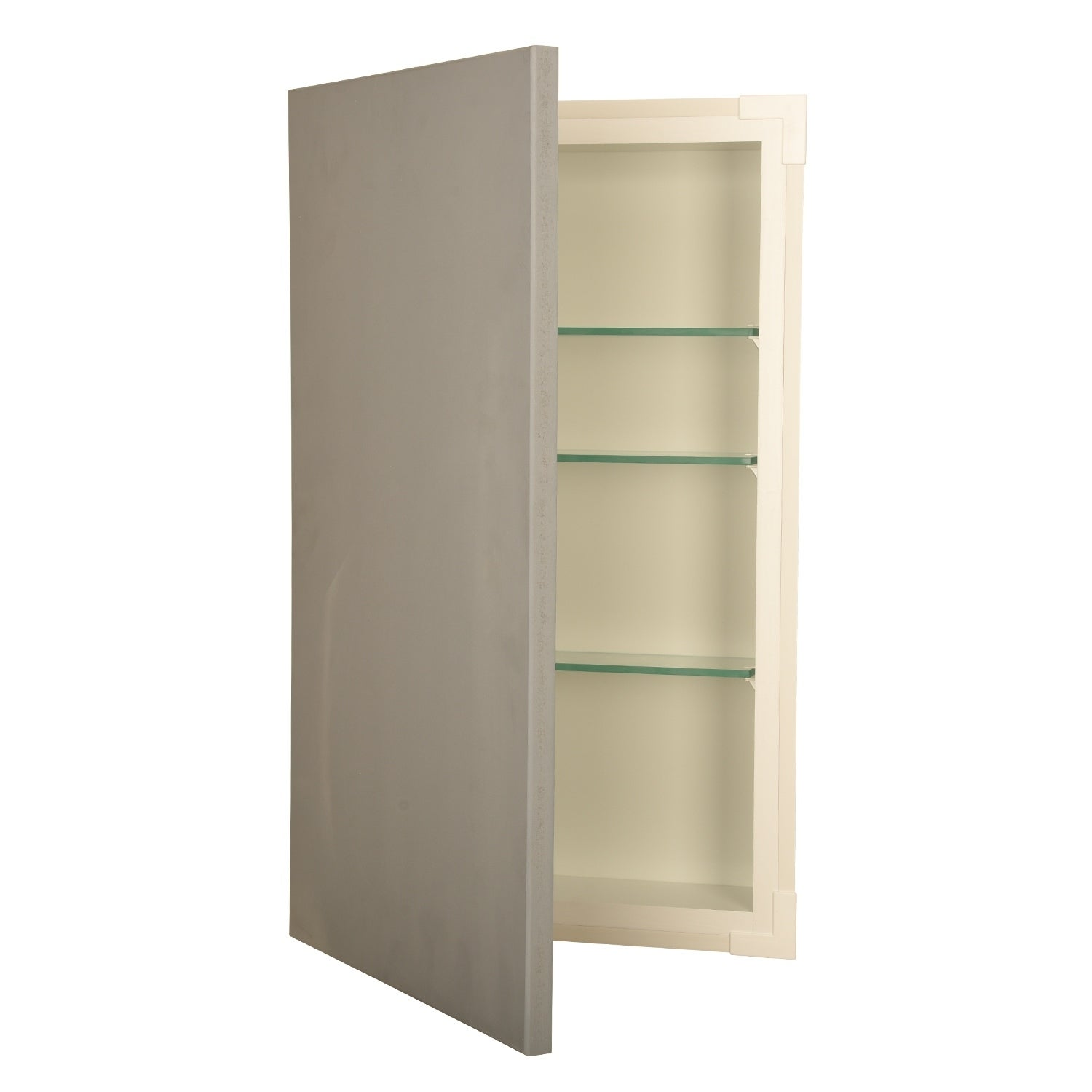 20 Inch Recessed Wall Cabinet 3 5 Deep Free Shipping Today 12604572