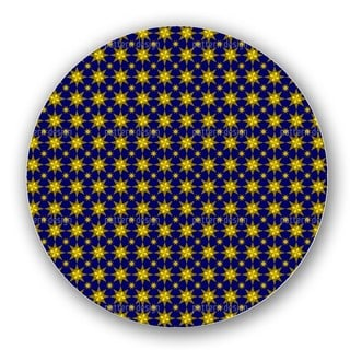 Starry Night Lazy Susan