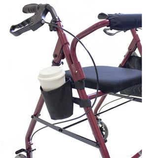 Senior Mobility Rollator Cup Holder