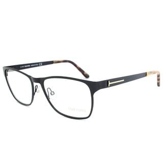 Tom Ford FT5242 002 Rectangular Eyeglasses Frame