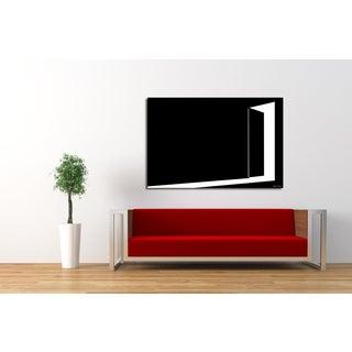 Maxwell Dickson 'Open Door' Modern Canvas Wall Art