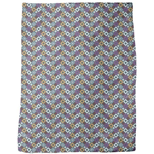 Square Trick Fleece Blanket