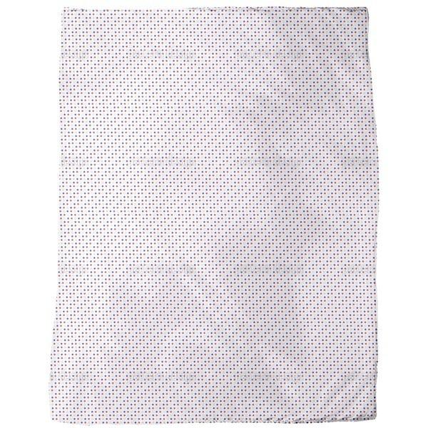 Etoiles Francaises Fleece Blanket