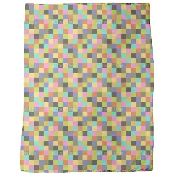 Eulatik To the Square Fleece Blanket