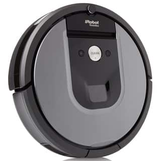 iRobot Roomba 960 Robotic Vacuum Cleaner|https://ak1.ostkcdn.com/images/products/12604934/P19400276.jpg?impolicy=medium