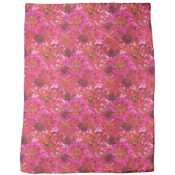Color Science Fleece Blanket