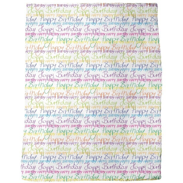 Congratulation Fleece Blanket
