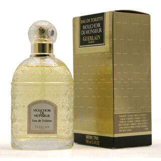 Guerlain Men's Mouchoir De Monsieur 3.4-ounce Eau de Toilette Spray