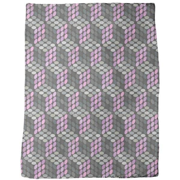 Magic Dots Fleece Blanket
