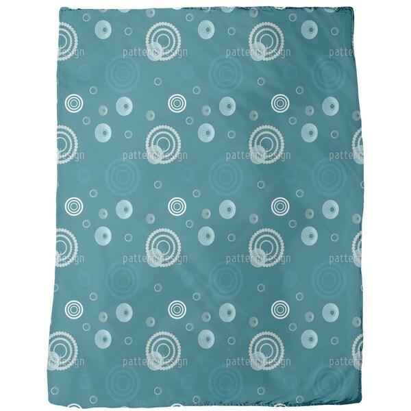 Petrolia Fleece Blanket