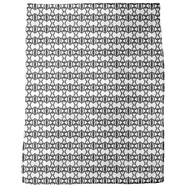 Afro Logic Fleece Blanket