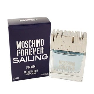Moschino Forever Sailing Men's 1-ounce Eau de Toilette Spray