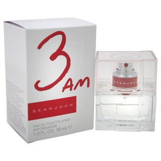 Sean John Men's 3AM 1-ounce Eau de Toilette Spray