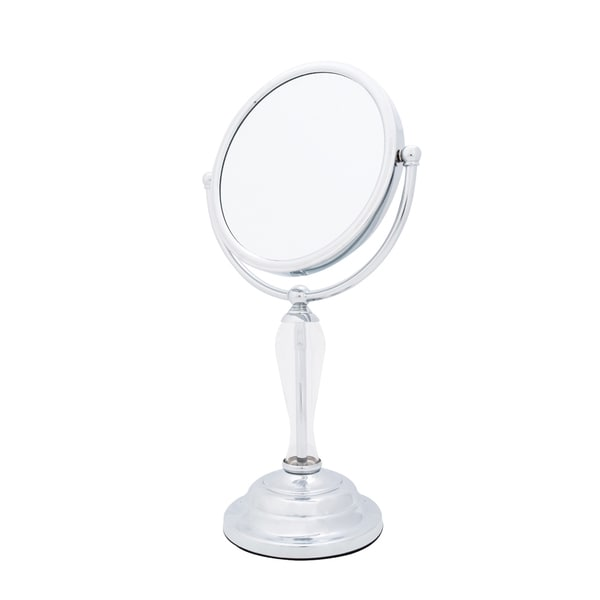 Shop Upper Canada 5x Acrylic Stem Vanity Mirror