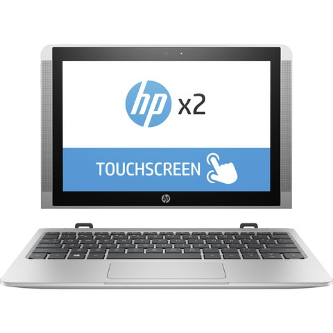 """HP x2 10-p000 10-p010nr 10.1"""" Touchscreen 2 in 1 Notebook - Intel Ato"""