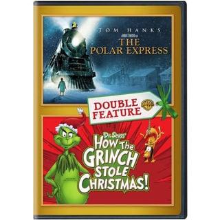 Polar Express/How the Grinch Stole Christmas (DVD)
