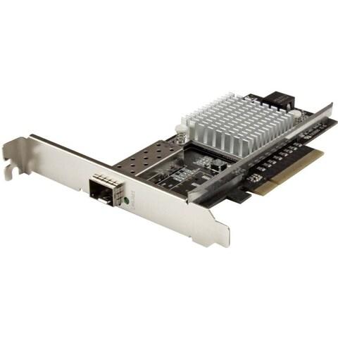 StarTech.com 1-Port 10G Open SFP+ Network Card - PCIe - Intel Chip -