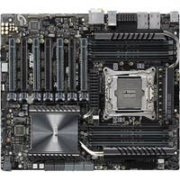 Asus X99-E-10G WS Workstation Motherboard - Intel Chipset - Socket LG