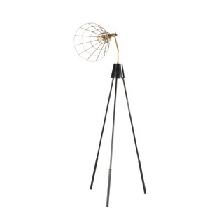 Nikola Abstract Photographers Tripod Floor Lamp