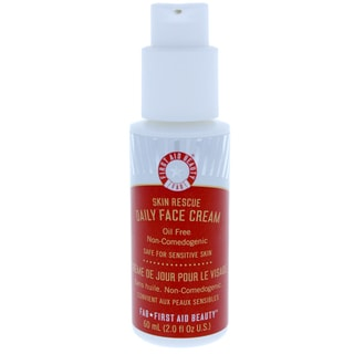 First Aid Beauty Skin Rescue 2-ounce Daily Face Cream