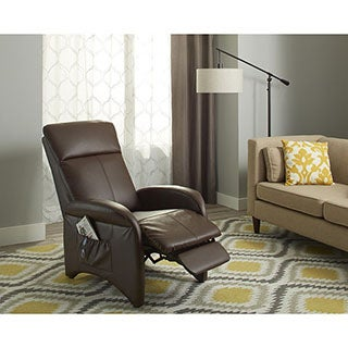 Simple Living Addin Reclining Accent Chair