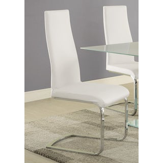 Coaster Company White Dining Chair