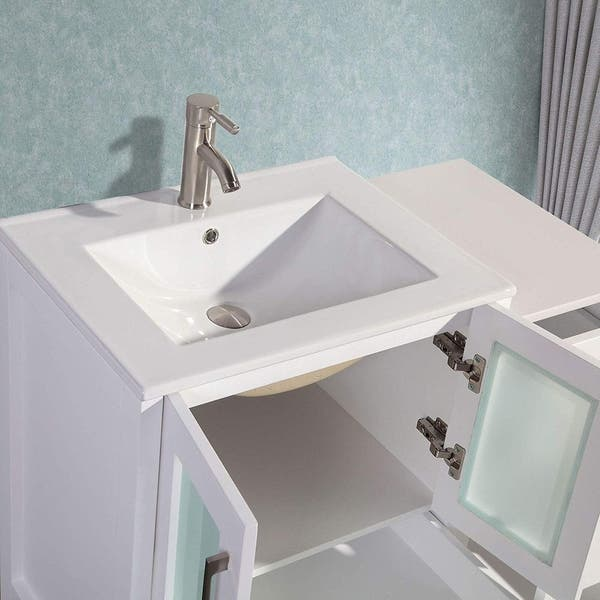 Bathroom Sinks - Undermount, Pedestal & More: 66 Inch ...