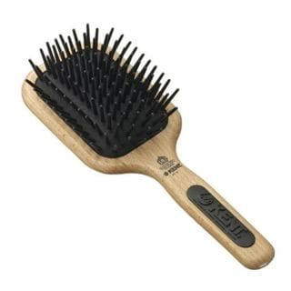 Kent Maxi-phat Detangling Beechwood Handle Brush