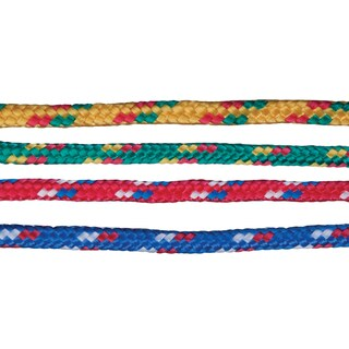 """Crawford MFP825 3/8"""" X 25' Diamond Rope Assorted Colors"""