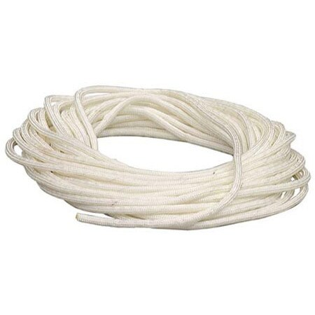 The Lehigh Group HN845X 40' White Nylon Parachute Cord (P...
