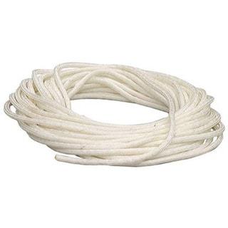 Lehigh Group HN845X 40' White Nylon Parachute Cord