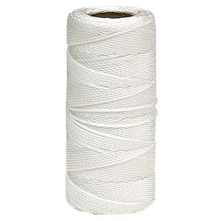 Lehigh Group NST1814W 225' White Nylon Seine Twine